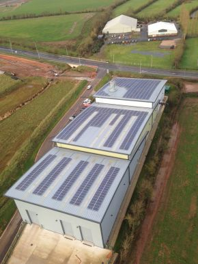 Cranbrook energy centre looks to show how solar thermal and heat pumps can succeed